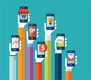 Mobile applications make the best marketing medium